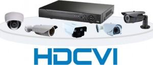 HD-CVI CCTV System